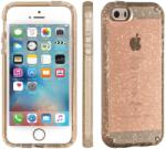 Speck Калъф Speck CandyShell за iPhone 5/5S/SE - Clear/Gold Glitter (77157-5637)