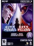 NCsoft City of Heroes & City of Villains Starter Pack (PC)
