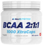 Allnutrition BCAA 2: 1: 1 1000 Xtra Caps (180 kapszula)