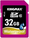 KINGMAX Waterproof SDHC 32GB Class 10