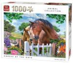 King Lovak a kapunál 1000db-os puzzle (05388)