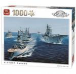 King Győzelmi felvonulás 1000db-os puzzle (05623)
