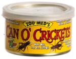 Zoo Med Laboratories Inc САЩ - USA Zoo Med Can O' Crickets консервирани щурци 35 гр(60бр) (gek ZM-ZM-41 ZooMed CanO'Crickets консервирани щурци 35гр)