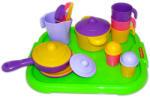 Polesie Set bucătărie (VE-POLE-54814) Bucatarie copii