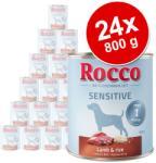 Rocco Sensitive Chicken & Potato 24x800g