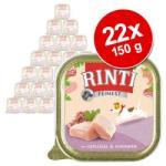 RINTI Feinest Poultry & Ham 22x150g