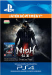 KOEI TECMO Nioh Season Pass (PS4) Játékprogram