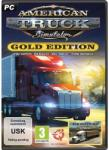 SCS Software American Truck Simulator [Gold Edition] (PC) Játékprogram