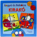 Keller&Mayer Bogyó és Babóca Kirakó