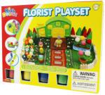 Kid's Toys Virágárus gyurmakészlet (KIDS-11644)