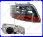 Chevrolet KALOS T200 2003.01-2008.12 /T200/ Fényszóró jobb hosszú indexes (H4) (motor nélkül) TYC 20-0531-05-2