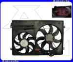 AUDI A3 3-ajtós 2003.05-2005.09 /8P/ Hűtőventilátor komplett (OE: 1K0998455A) (680x460) V5894749