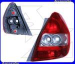 Honda JAZZ 2 2002.01-2004.08 /GD/ Hátsó lámpa jobb, fehér/piros, (foglalat nélkül) DEPO 217-1962R3LD-UE