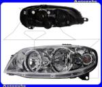 FIAT PUNTO 2 CLASSIC 2003.07-2007.12 /188/ Fényszóró bal (H7/H1) (motor nélkül) TYC 20-0352-05-2