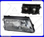 VW PASSAT B5 1996.10-2000.10 /3B/ Fényszóró jobb ködlámpás (H4/H7) kézi/elektromos állítású is. TYC 20-1143-05-2