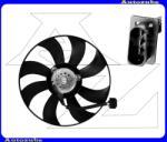 """Skoda FABIA 1 1999.08-2007.04 /6Y/ Hűtőventilátor """"1.4TDi"""" (OE: 6Q0959455N) 837-0021"""