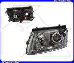 VW PASSAT B5 1996.10-2000.10 /3B/ Fényszóró bal XENON (D2S/H7) (izzó, elektronika és motor nélkül) DEPO /RENDELÉSRE/ 441-1156L-ND-EM