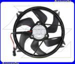 """Citroen C4 2004.11-2008.08 /LA, LC/ Hűtőventilátor komplett """"Klímás"""" OE: 1253K2 805-0010"""