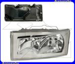 Iveco DAILY 3 2000.01-2005.01 Fényszóró bal (H7/H1) (motor nélkül) TYC 20-0728-05-2