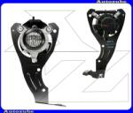 FIAT PUNTO 2 CLASSIC 2003.07-2007.12 /188/ Ködlámpa bal (H3) DEPO 661-2011L-UE