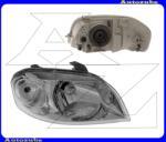"""Chevrolet AVEO 4 ajtós 2006.01-2011.09 /T250/ Fényszóró jobb """"4 ajtós"""" (H4) kézi állítású DEPO 235-1104R-LD-E"""