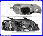 Daewoo KALOS 2003.01-2007.12 /T200, KLAS/ Fényszóró jobb index nélkül (H4) kézi/elektromos állítású is. DEPO 235-1102R-LD-EM