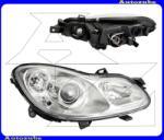 SMART FOR TWO 2007.03-2014 /W451/ Fényszóró jobb (2xH7) motorral TYC 20-11881-05-2