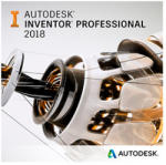 Autodesk Inventor Professional 2018 Commercial, 1 an, 1 user, SPZD (797J1-WW7694-T202)