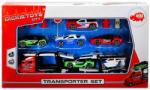 Dickie Toys Transzporter szett 6 autóval