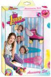 Kids Euroswan Soy Luna hajdíszítő és ékszer szett 5db-os