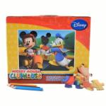Mickey Mouse Puzzle in servieta Mickey (100 piese) Puzzle