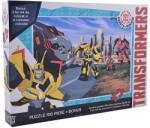 Transformers Puzzle 100 piese Transformers Puzzle
