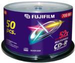 Fujifilm CD-R 700MB 52x hengeres 50db
