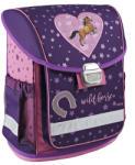 Rey Bag kompakt iskolatáska REY BAG - WILD HORSE - Lovak