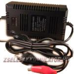Tolto Zselés akkumulátor töltő 12V 5A töltőáram