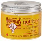 Le Petit Marseillais Маска Le Petit Marseillais Masque Dry Hair, p/n LM-1987 - Маска за суха и увредена коса с мляко от карите и мед (LM-1987)