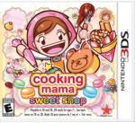 Rising Star Games Cooking Mama Sweet Shop (3DS) Játékprogram