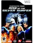 2K Games Fantastic Four Rise of the Silver Surfer (Wii) Játékprogram