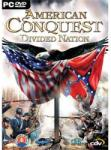 CDV American Conquest Divided Nation (PC) Játékprogram