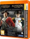 SEGA Empire + Napoleon Total War [Game of the Year Edition-Clasics Collection] (PC) Játékprogram