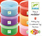 DJECO Modellgyurma 6 színben (8864)