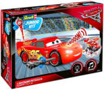 Revell Junior Kit - Verdák 3 összeszerelhető Villám Mcqueen autó