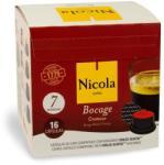 Nicola Cafés Capsule Nicola Cafes Bocage Cremoso, compatibile Dolce Gusto, 16 capsule