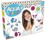 Aladine Aqua Pearl GIFT gyöngyépítő készlet - Nyakláncok és karkötők