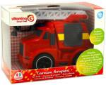 Globo Tűzoltó autó - hanggal és fénnyel (11936)