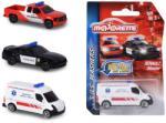 Majorette S.O.S. autók - többféle