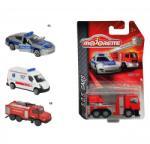 Majorette S.O.S. járművek - többféle