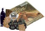 Secura Black Power csokoládés óvszer 50db