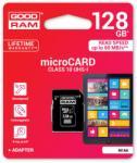 GOODRAM MicroSDXC 128GB C10/UHS-I M1AA-1280R11