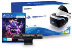Sony Playstation PS4 VR Headset + Camera + VR Worlds